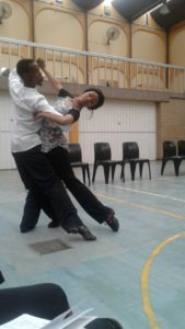 ballroom dancing in Durban
