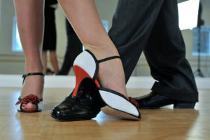 Best ballroom dancing shoes