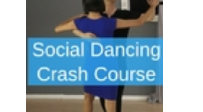 Social Dancing Crash Course review- The truth revealed